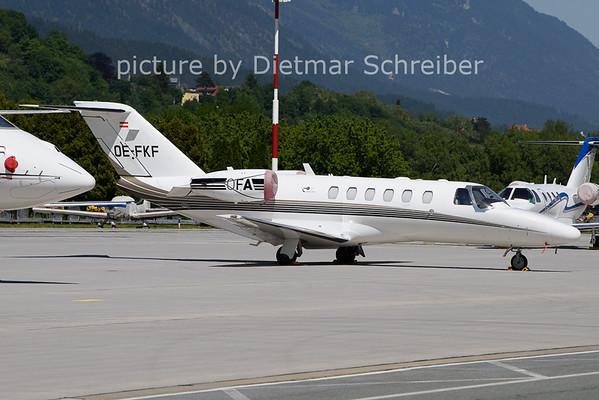 2021-05-31 OE-FKF Cessna 525A