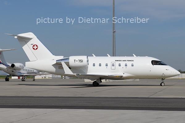 2021-06-28 T-751 CL600 Swiss Air Force