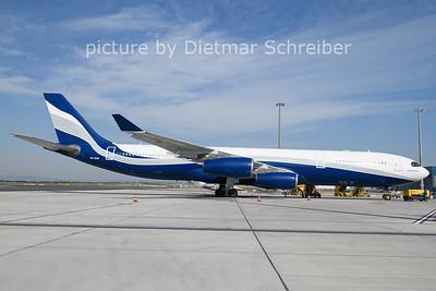 2021-06-28 9H-SUN Airbus A340-300 Hifly Malta
