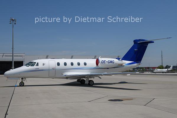 2021-06-28 OE-GMG Cessna 650