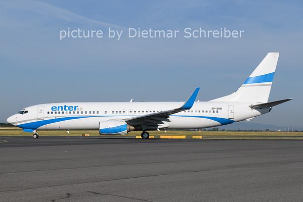 2021-06-28 SP-ENN Boeing 737-800 Enter Air