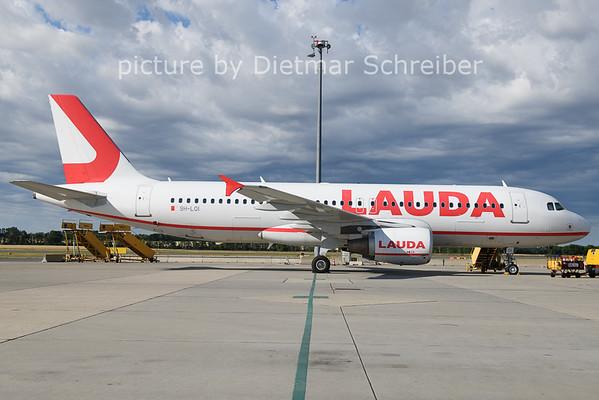 2021-06-30 9H-LOI Airbus A320 Lauda Europe