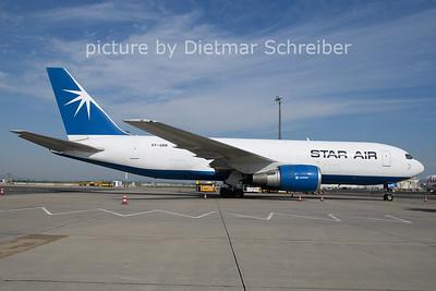 2021-06-28 OY-SRM Boeing 767-200 Star Air