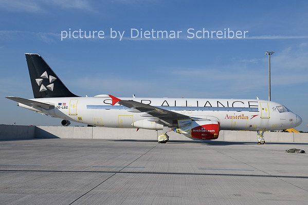 2021-06-28 OE-LBZ Airbus A320 Austrian AIrlines