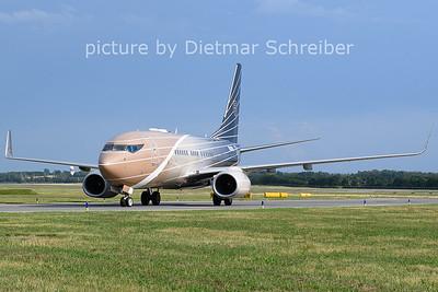 2021-07-30 N666ML Boeing 737-700