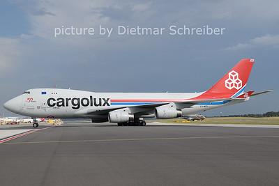 2021-07-30 LX-WCV Boeing 747-400 Cargolux