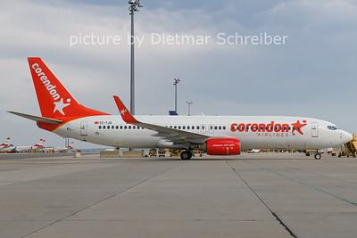 2021-07-30 TC-TJO Boeing 737-800 Corendon