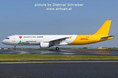 2021-09-28 9H-CGA AIrbus A321 Smartlynx