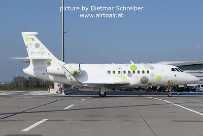 2021-09-28 PH-PKF Falcon 2000