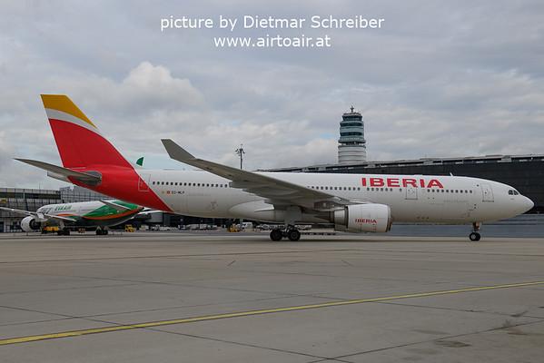 2021-09-30 EC-MLP AIrbus A330-200 Iberia