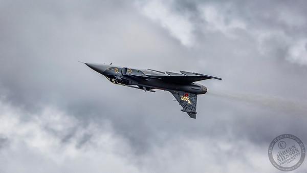SAAB 39C Gripen #39210