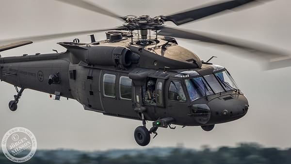 Blackhawk UH-60 (HKP 16)