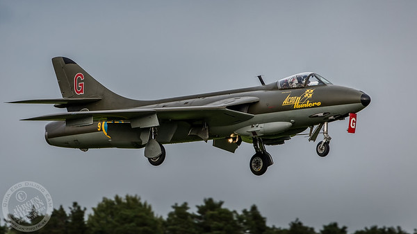 Hawker Hunter Mk58