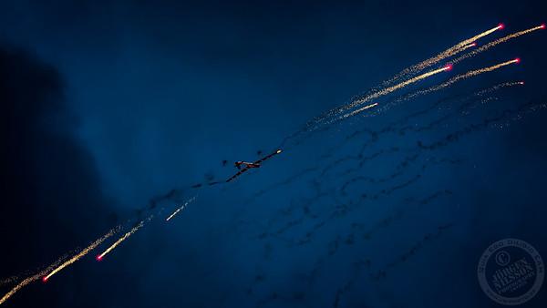 Johan Gustafsson Airshow