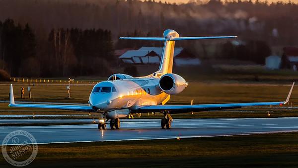 Gulfstream G4 S