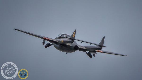 De Havilland DH-115 Vampire T11