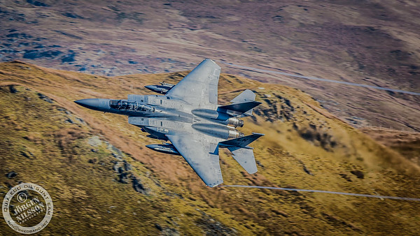 USAF F15C Fighting Eagle