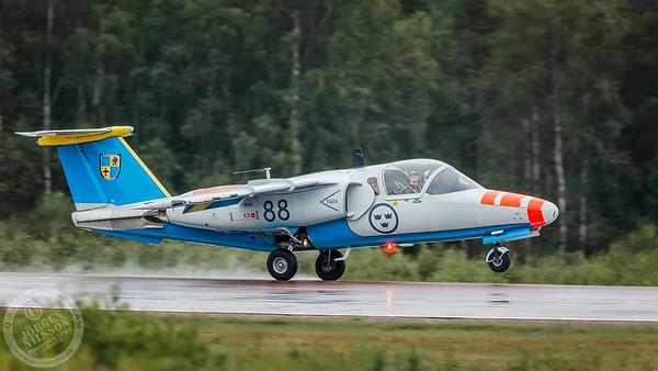 SAAB 105 jet trainer (SK 60)