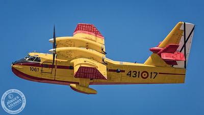 Canadair CL-215T (CL-215-6B11)