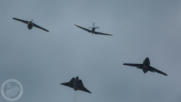 Spitfire and SAAB