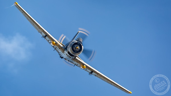 A-1D Skyraider