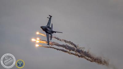 F-16 - CAS