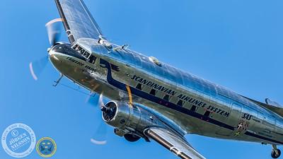 Douglas C-47 A-60-DL Skytrain