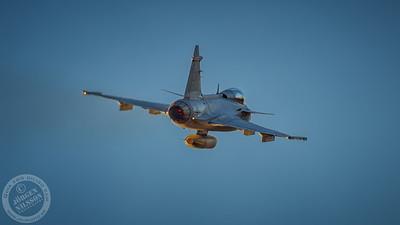 SAAB 39C Gripen