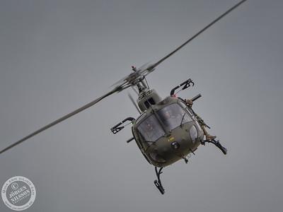 Aerospatiale AS-550 FENNEC