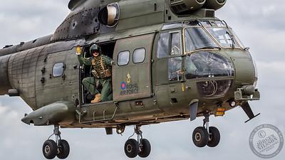SA-330E Puma HC2