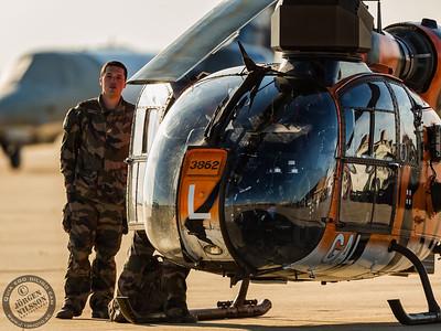 SA-342M Gazelle