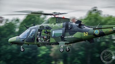 Agusta 109LUH (HKP 15A)
