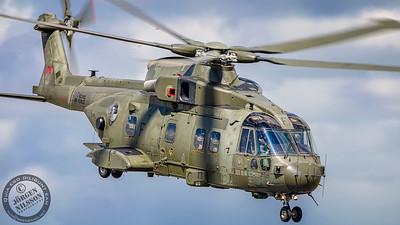 EHI EH-101 Merlin HC3 (Mk411)