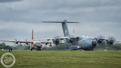 A400M Atlas and C-130H
