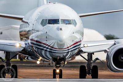B 737-7BC BBJ