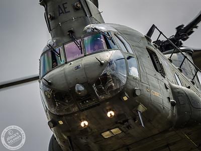 Boeing Chinook HC4 (352)