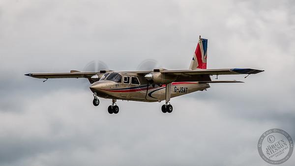 Britten-norman BN-2-T