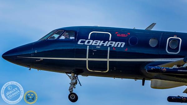 Dassault Falcon 20DC