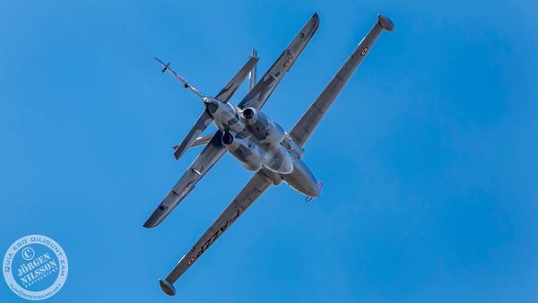 Fuga Magister & Alpha Jet