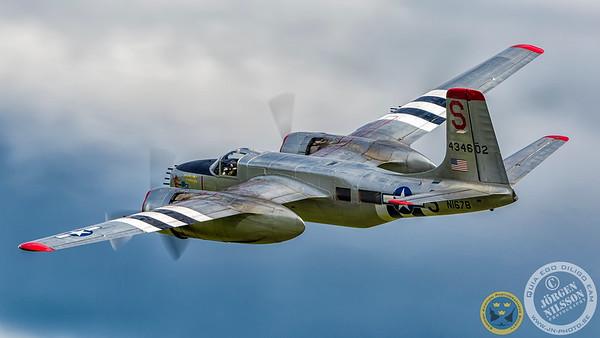 A-26B Invader.