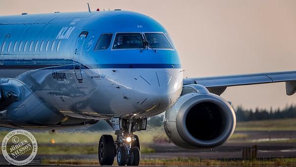 Embraer 190LR
