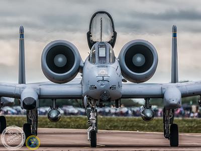 USAF A-10C Thunderbolt