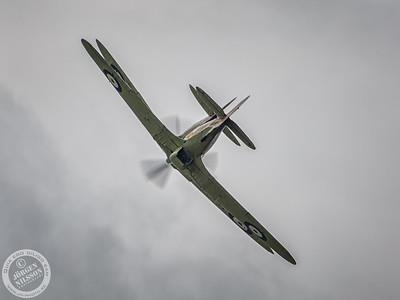 Spitfire & Hurricane