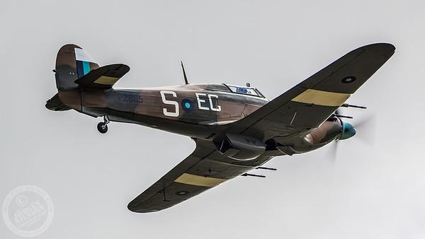 Hawker Hurricane Mk2C