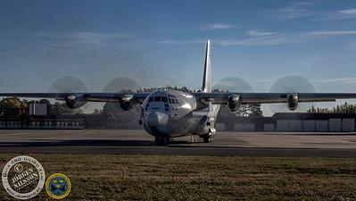 Swedish Air Force C-130 #843.
