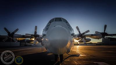 Swedish Air Force C-130H