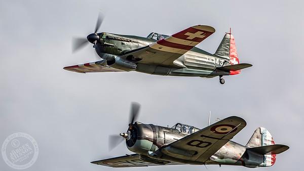 Hawk and D-3801