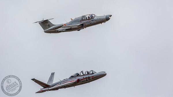 MS-760 Paris I and Fuga Zephyr
