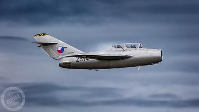Aero S-102 (MiG-15)