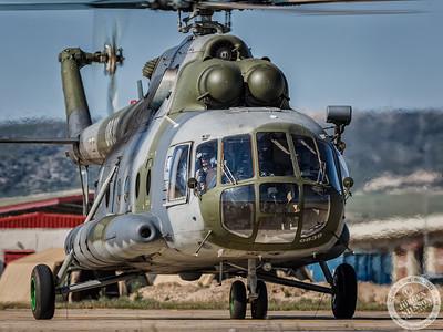 Mil Mi-17 Hippo